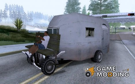 Bertcamper for GTA San Andreas