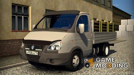ГАЗ-3302 Бизнес для Euro Truck Simulator 2