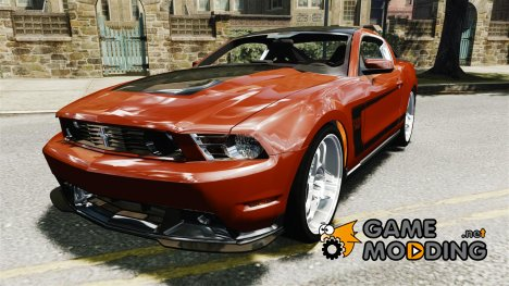 Ford Mustang Boss 302 2012 for GTA 4