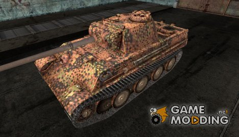 PzKpfw V Panther 28 for World of Tanks