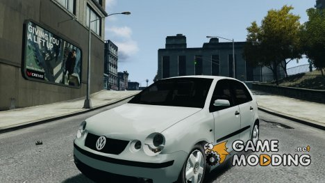 Volkswagen Polo 2.0 2005 for GTA 4