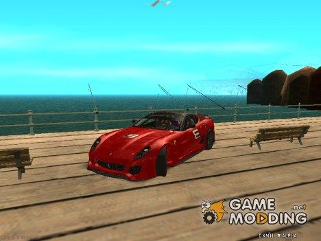 Пак автомобилей by Founder для GTA San Andreas