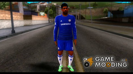 Diego Costa for GTA San Andreas