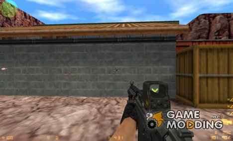 DS Arms SA58 OSW Version 2 для Counter-Strike 1.6