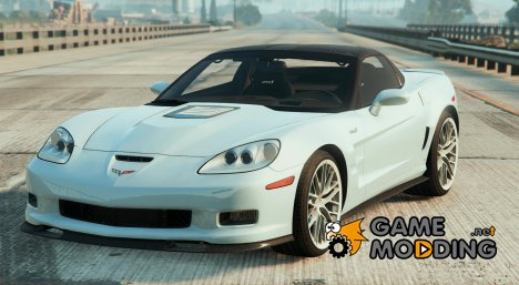 Chevrolet Corvette ZR1 v1.0 for GTA 5