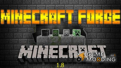 Minecraft forge 1.8 for Minecraft