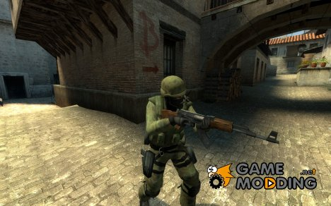 Australian Army Camo для Counter-Strike Source