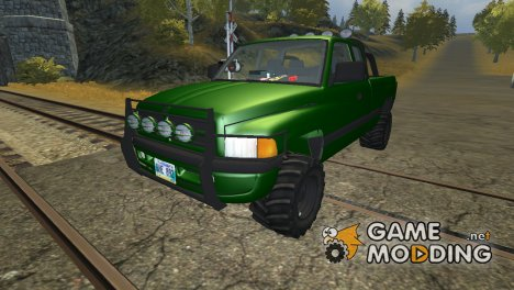 Dodge Ram 4x4 Forest for Farming Simulator 2013