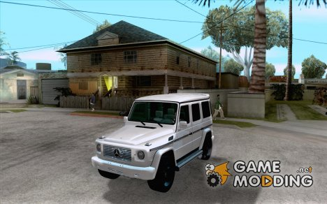 Mercedes-Benz G55 AMG (W463) 2008 for GTA San Andreas