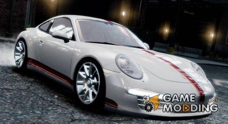Porsche 911 (991) [EPM] для GTA 4