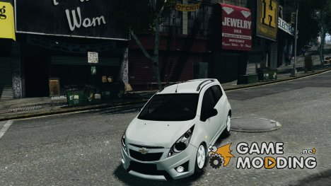 Chevrolet Spark for GTA 4