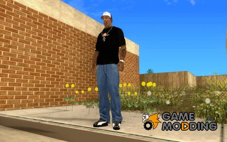 Puma Driftcat Shoes для GTA San Andreas