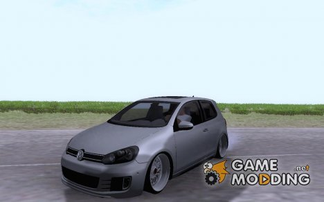 VW Golf mk6 Edit for GTA San Andreas