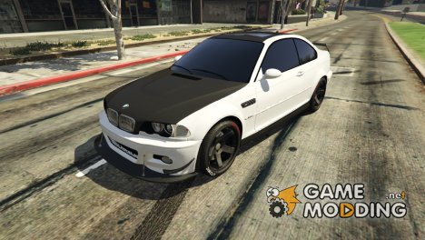 2005 BMW M3 E46 for GTA 5