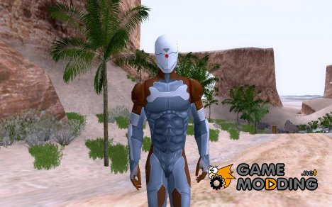 Gray Fox for GTA San Andreas