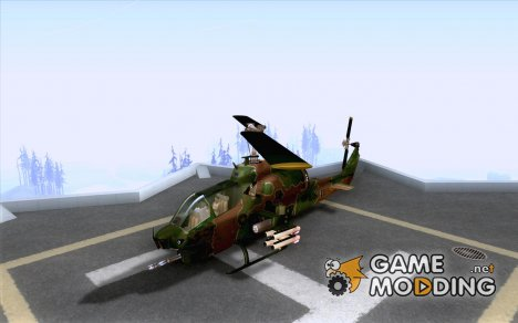 AH-1 super cobra for GTA San Andreas
