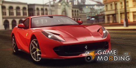 2017 Ferrari 812 Superfast для GTA San Andreas