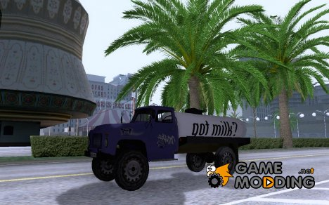 Milk Truck for GTA San Andreas