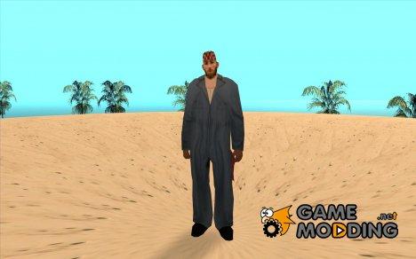 Бородатый механик for GTA San Andreas