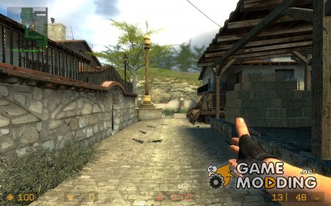 The Original 'Handgun' для Counter-Strike Source
