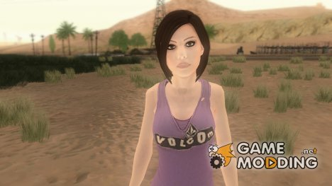 Young Girl для GTA San Andreas