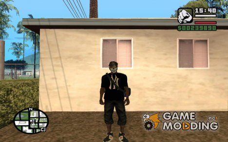 Пак модной одежды for GTA San Andreas