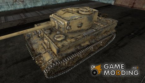 PzKpfw VI Tiger No0481 for World of Tanks