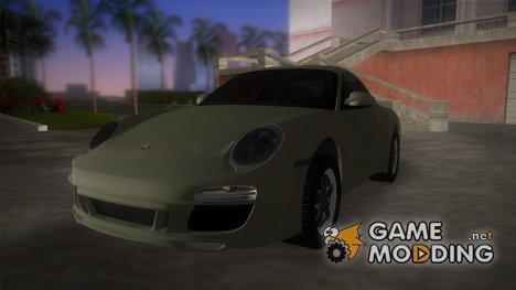 Porsche 911 Sport Classic для GTA Vice City