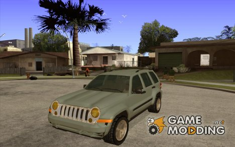 Jeep Liberty 2007 Final for GTA San Andreas