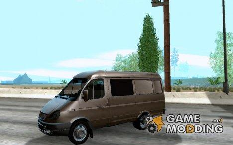 ГАЗель 2705 Грузопасажирская for GTA San Andreas