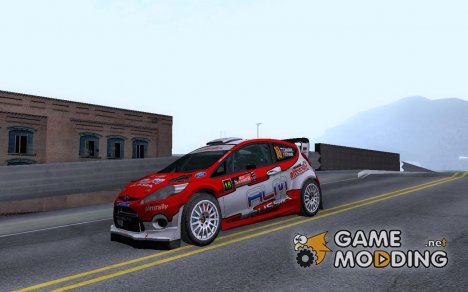 Ford Fiesta RS WRC для GTA San Andreas