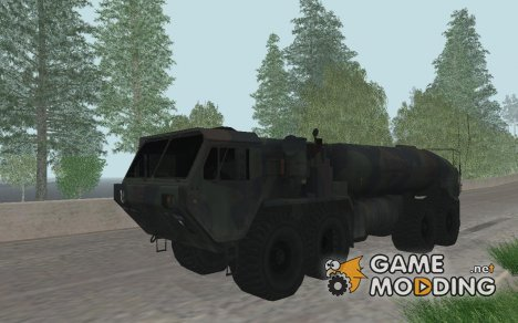 HEMTT Heavy Expanded Mobility Tactical Truck M978 для GTA San Andreas