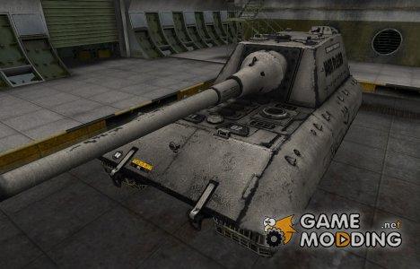 Отличный скин для JagdPz E-100 for World of Tanks