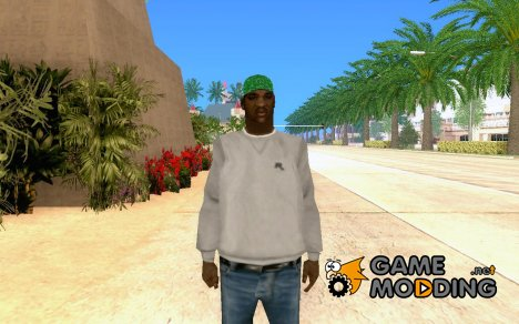 Новый член банды! (Не замена!) для GTA San Andreas