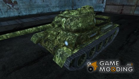 T-43 kamutator для World of Tanks
