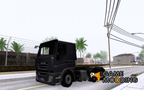 Iveco Stralis AT 6x4 для GTA San Andreas