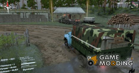 North Star for Spintires 2014