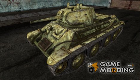 Шкурка для А-20 для World of Tanks