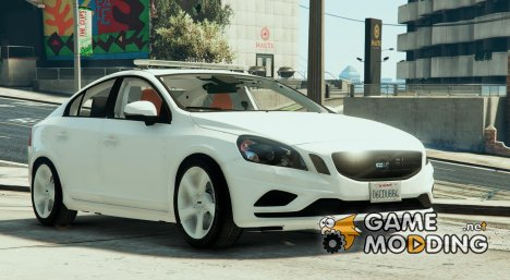 Volvo S60 Police for GTA 5