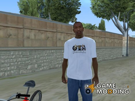 GTAViceCity RU Shirt для GTA San Andreas