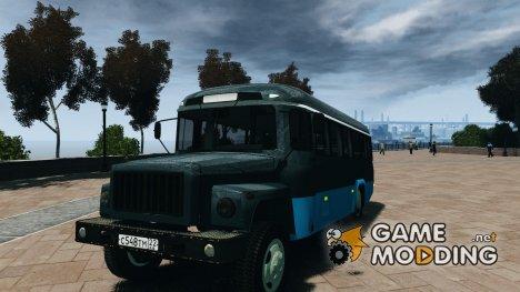 КавЗ 39765 v1.0 для GTA 4