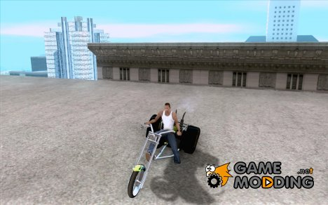 Trike for GTA San Andreas