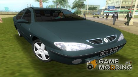 Renault Megane I for GTA Vice City