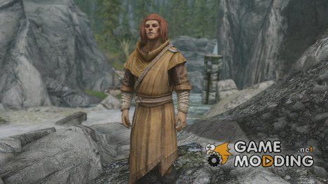 Padded Traveler Robes for TES V Skyrim