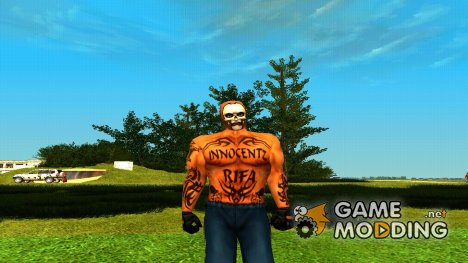 Manhunt Ped 5 для GTA San Andreas