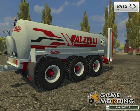 Valzelli 180VG 300CB v1.0 для Farming Simulator 2013