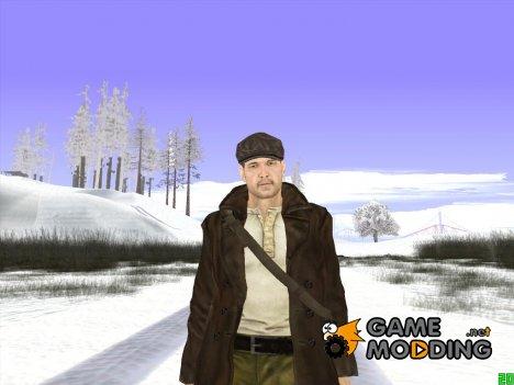 Sean Devlin (The Saboteur) для GTA San Andreas
