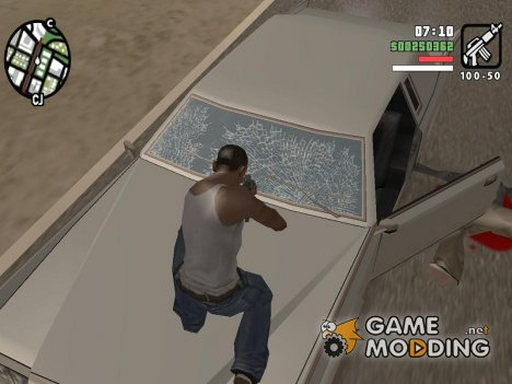 GTA SA Mobile Pack для GTA San Andreas