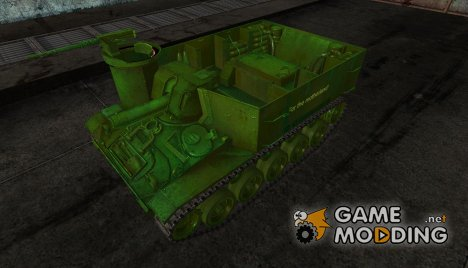 M37 A__I__D for World of Tanks