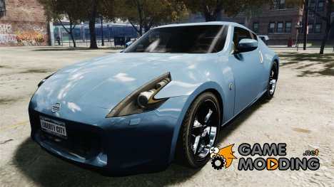 [X-Tech] Nissan 370Z Final for GTA 4